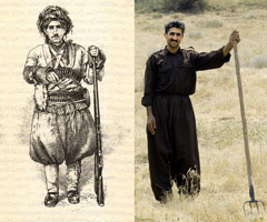 Journeys in Kurdistan, Kurd