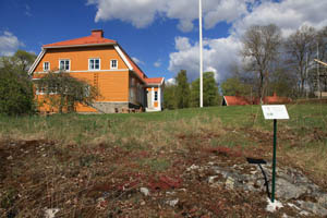 The Immigrant Garden - Herbarium of ancient and recent introductions to the Saari Manor